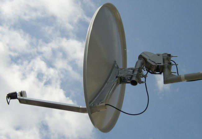 Что делать если спутниковая тарелка не показывает